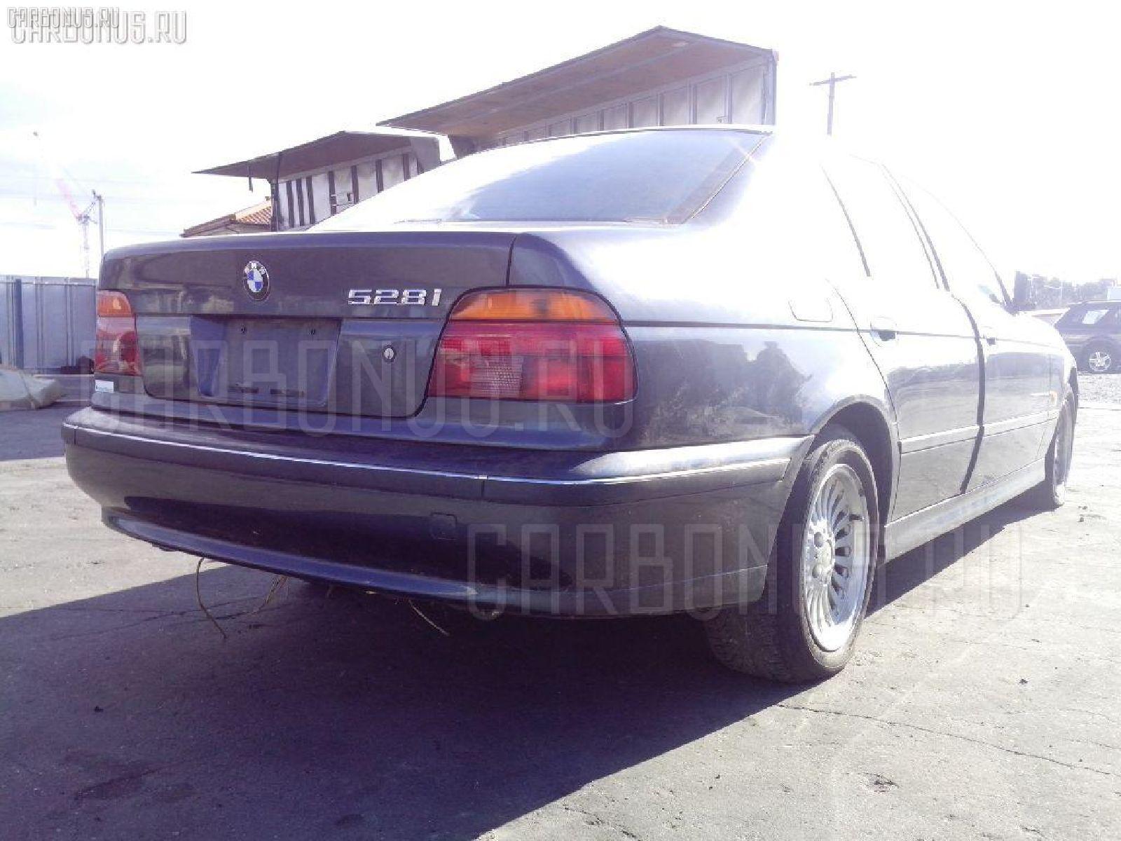 Главный тормозной цилиндр BMW 5-SERIES E39-DD61 M52-286S1 Фото 5
