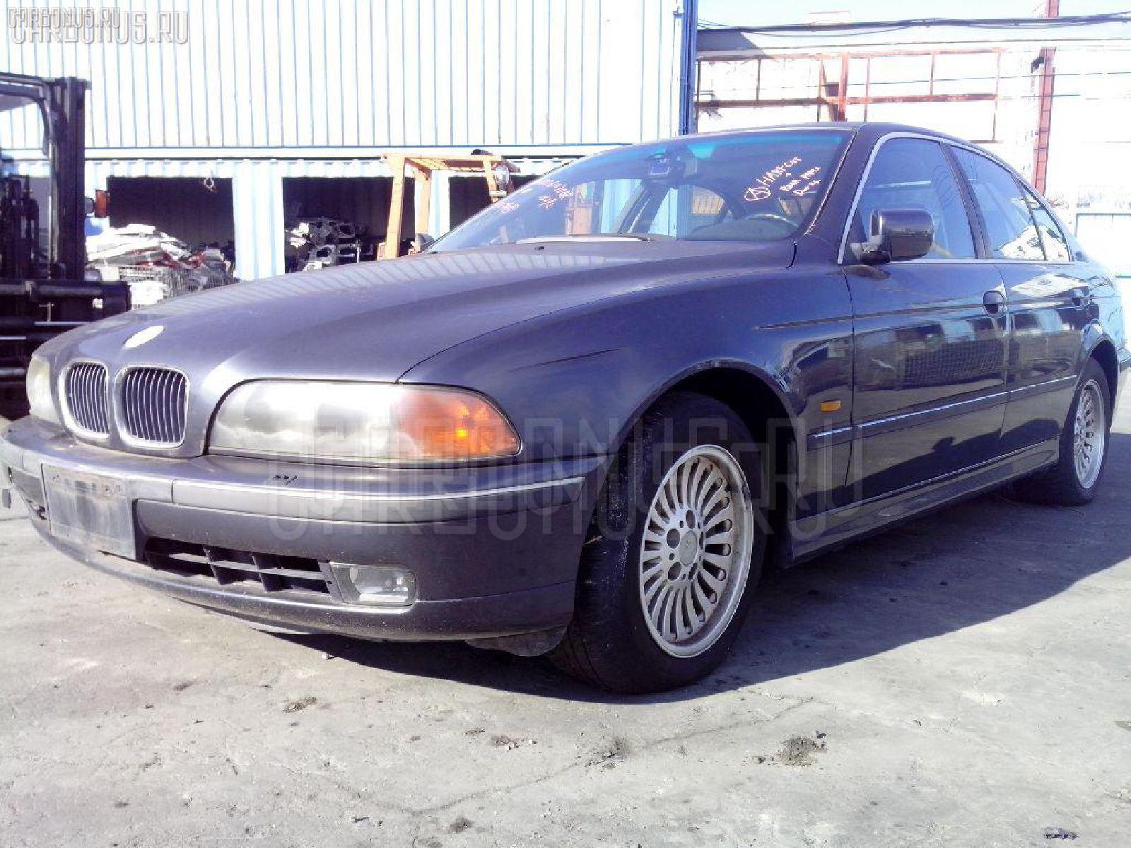 Клапан вентиляции топливного бака BMW 5-SERIES E39-DD61 M52-286S1 Фото 6