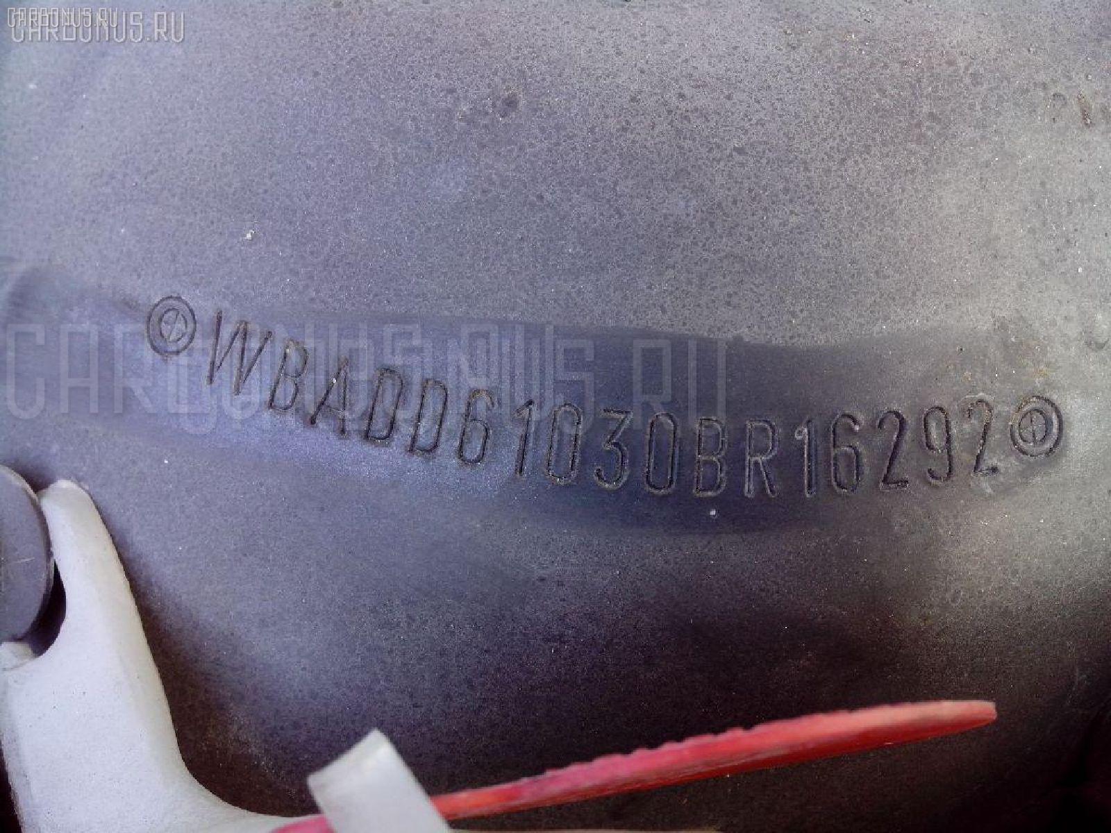 Осушитель системы кондиционирования BMW 5-SERIES E39-DD61 M52-286S1 Фото 9