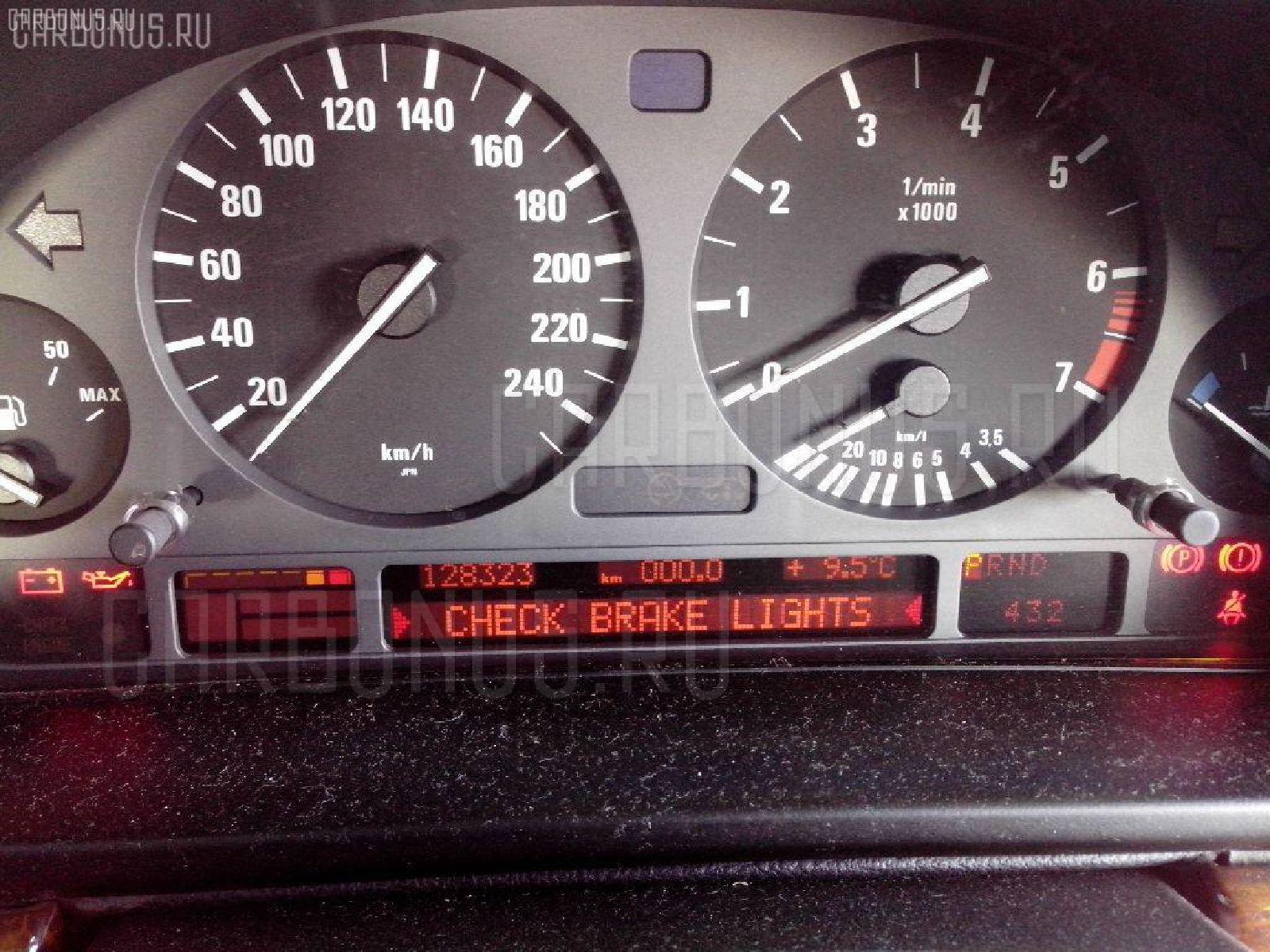 Осушитель системы кондиционирования BMW 5-SERIES E39-DD61 M52-286S1 Фото 3