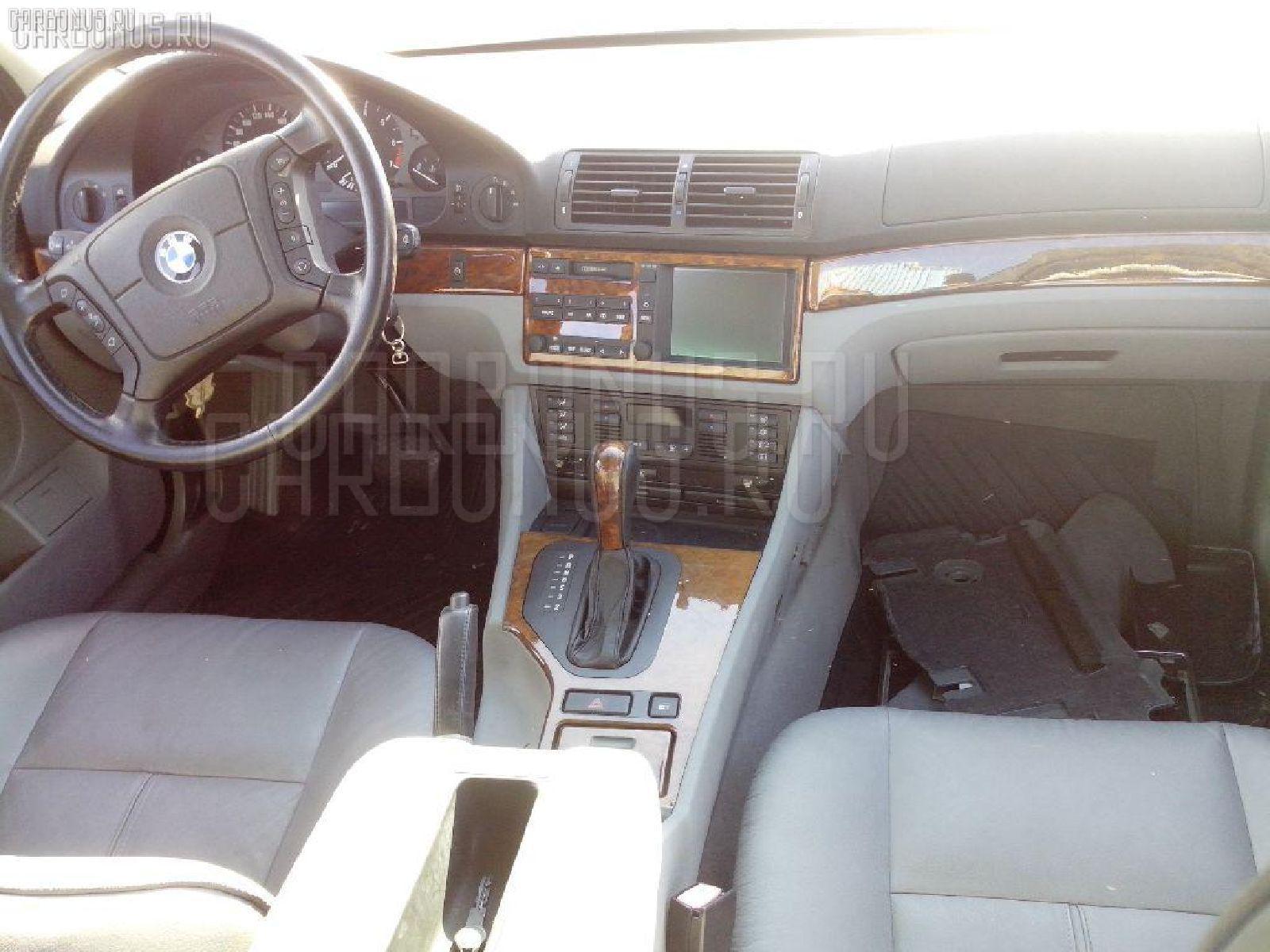 Осушитель системы кондиционирования BMW 5-SERIES E39-DD61 M52-286S1 Фото 4