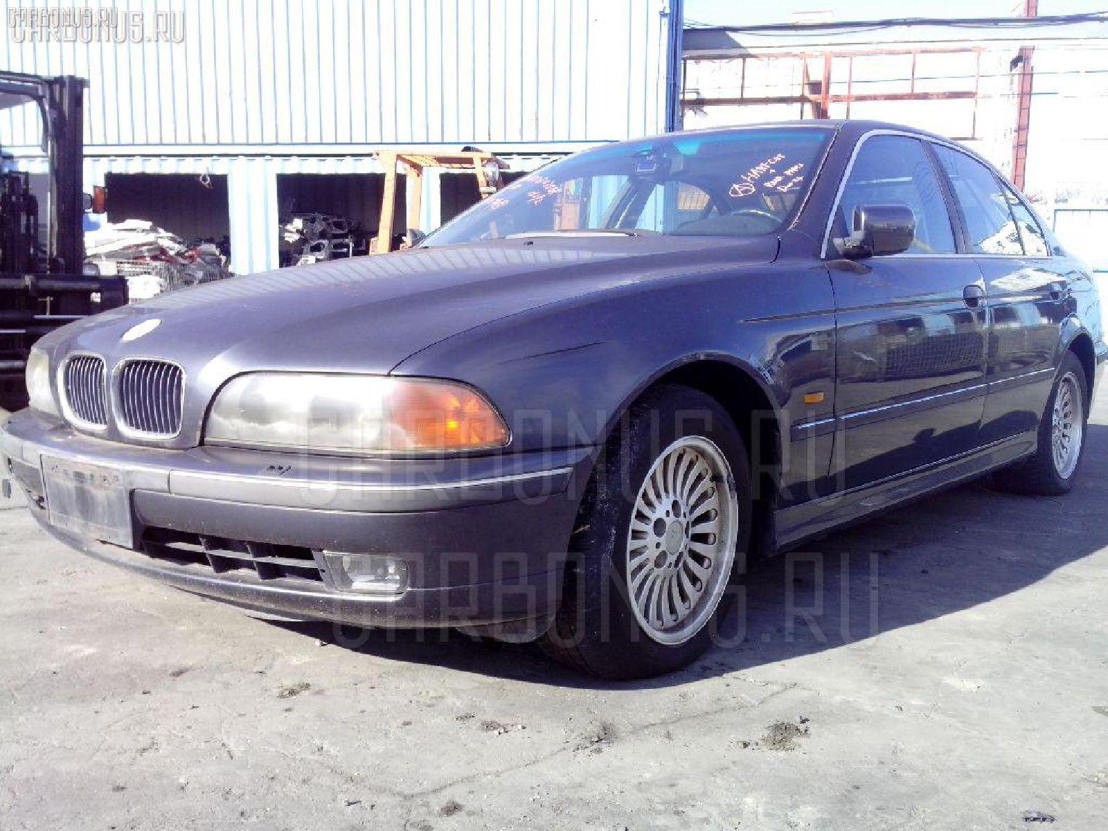 Осушитель системы кондиционирования BMW 5-SERIES E39-DD61 M52-286S1 Фото 6