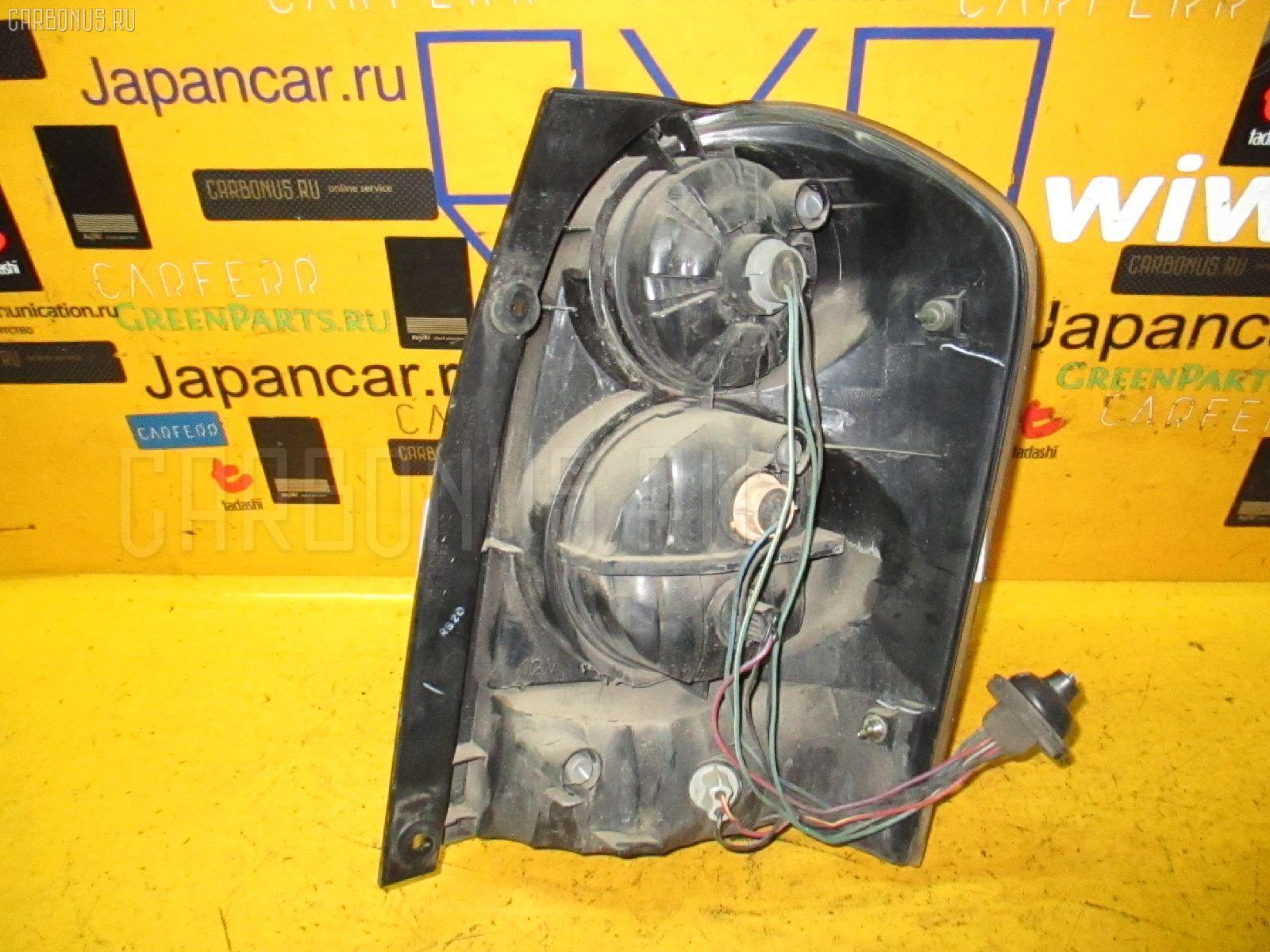 Стоп MAZDA MPV LW3W. Фото 4