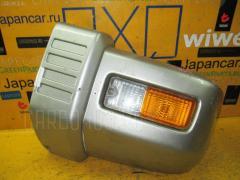 Клык бампера Mitsubishi Pajero mini H56A Фото 1