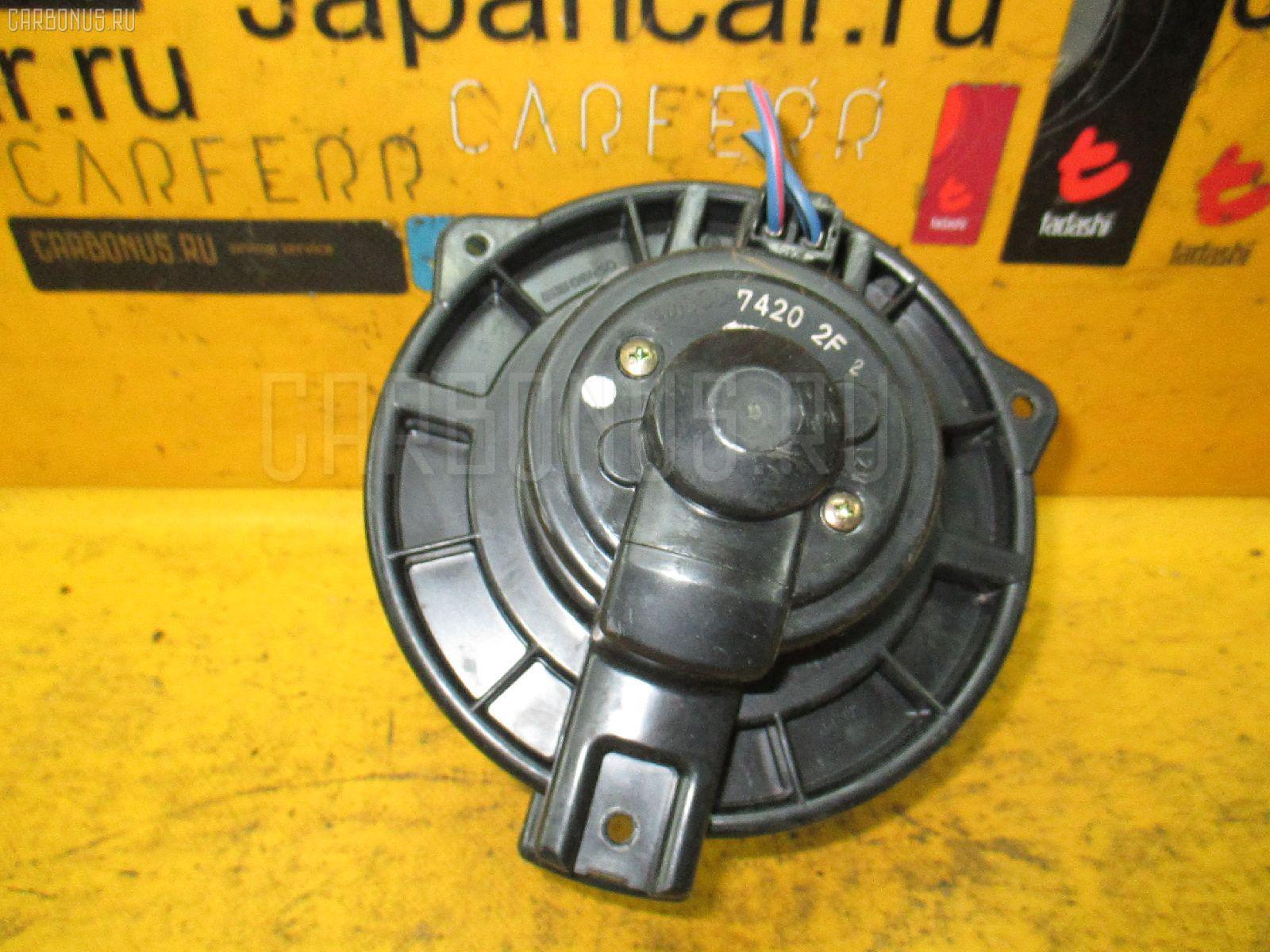 Мотор печки TOYOTA PROBOX NCP50V. Фото 11