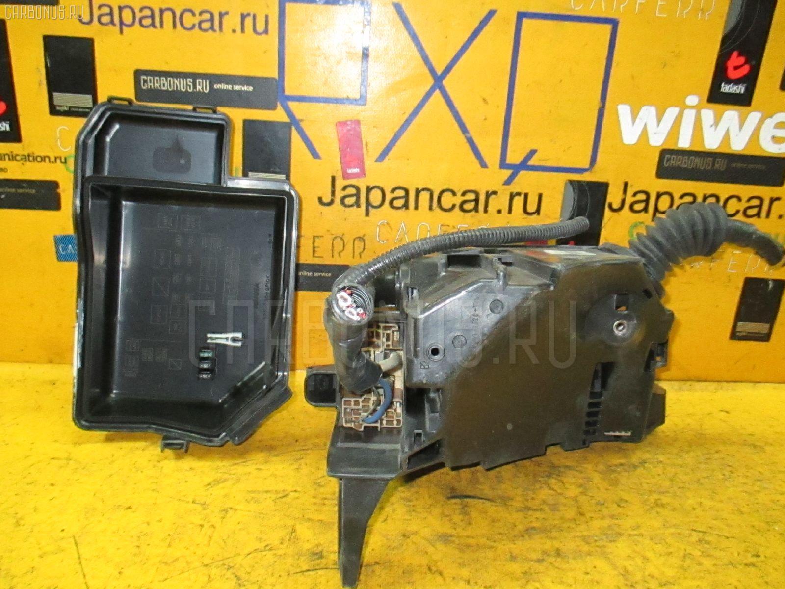 Блок предохранителей TOYOTA CHASER JZX100 1JZ-GE. Фото 8