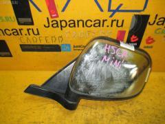 Зеркало двери боковой Mitsubishi Pajero mini H56A Фото 1