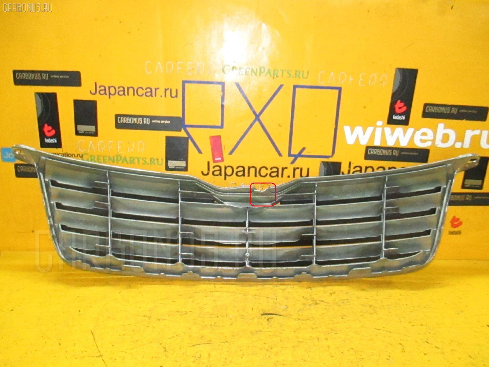 Решетка радиатора TOYOTA COROLLA NZE121 Фото 2
