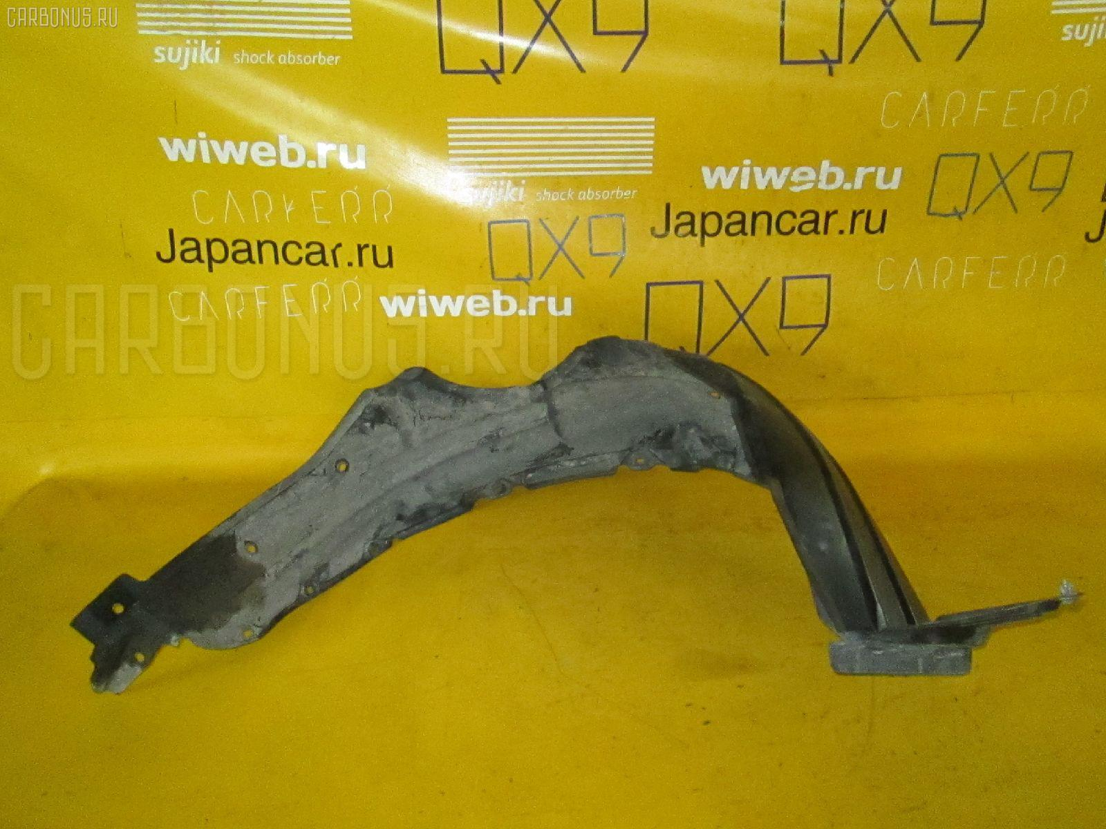 Подкрылок TOYOTA VITZ KSP90 1KR-FE. Фото 6