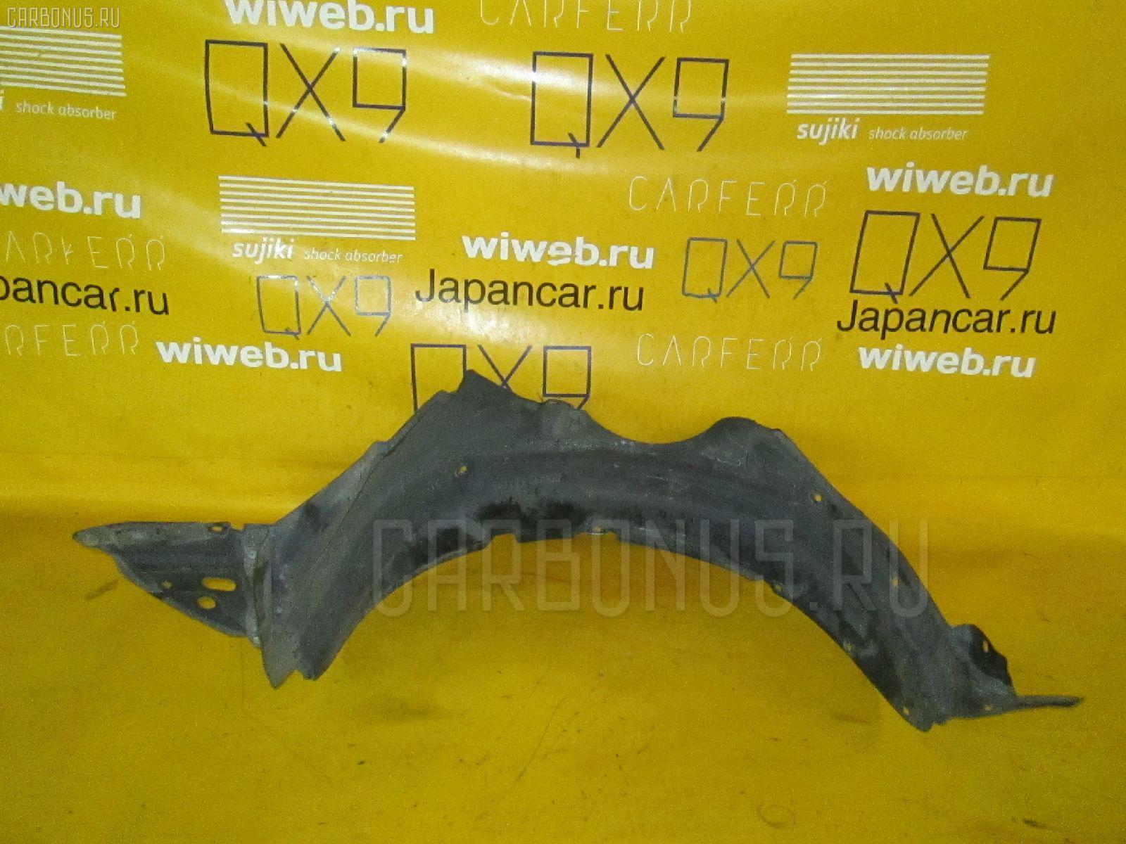 Подкрылок TOYOTA VITZ KSP90 1KR-FE. Фото 4