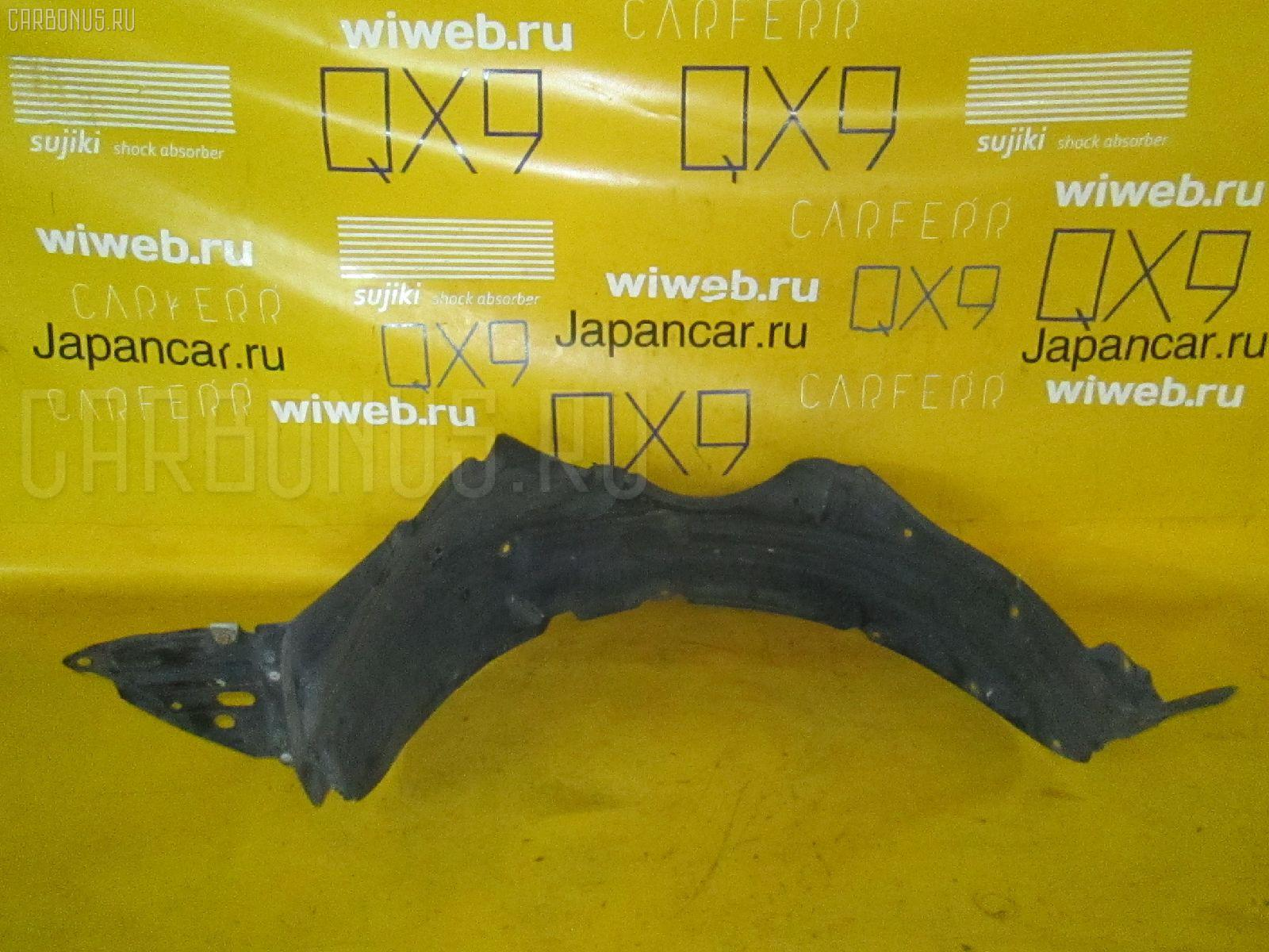 Подкрылок TOYOTA VITZ KSP90 1KR-FE. Фото 5