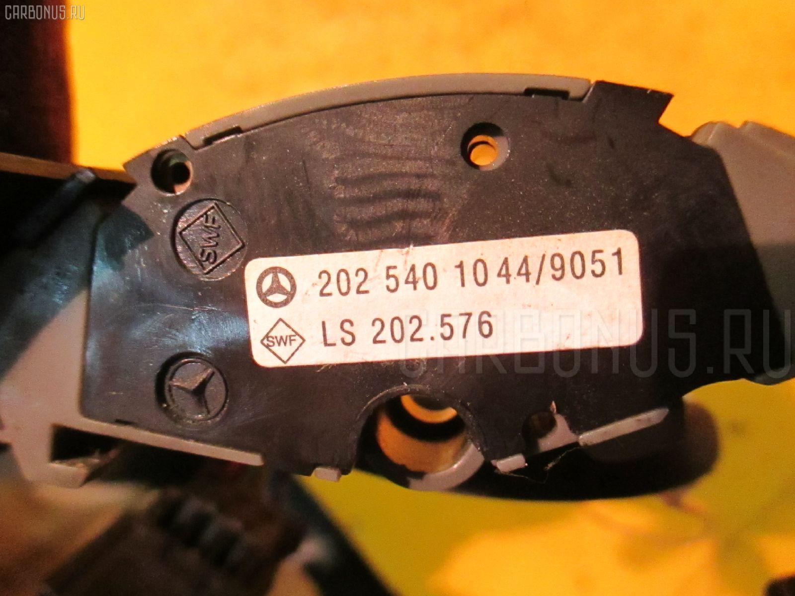 Переключатель поворотов MERCEDES-BENZ C-CLASS W202.028 Фото 3