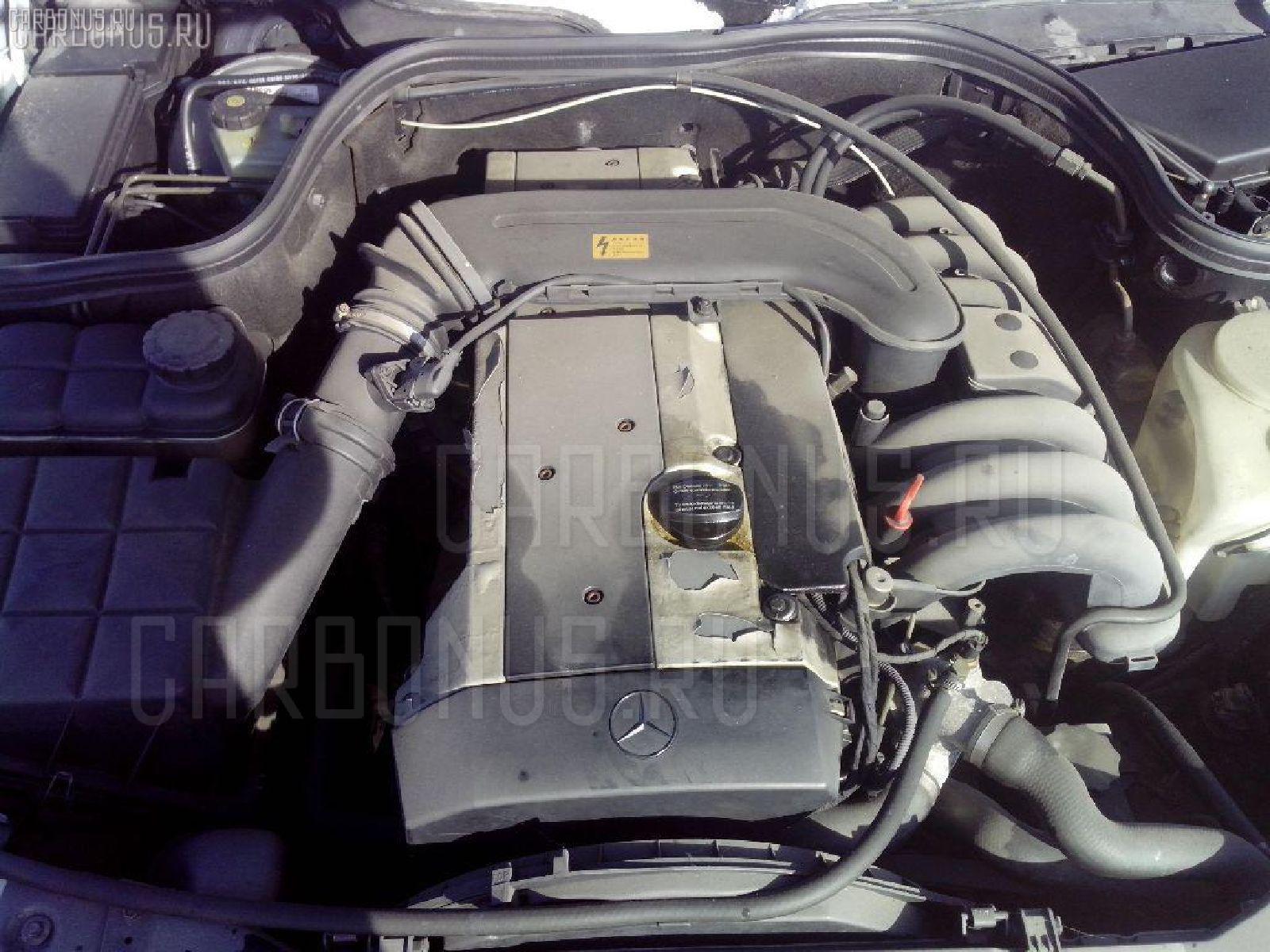 Патрубок радиатора печки MERCEDES-BENZ C-CLASS W202.028 104.941 Фото 5