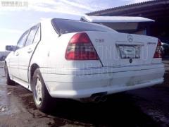 Патрубок радиатора ДВС Mercedes-benz C-class W202.028 104.941 Фото 4