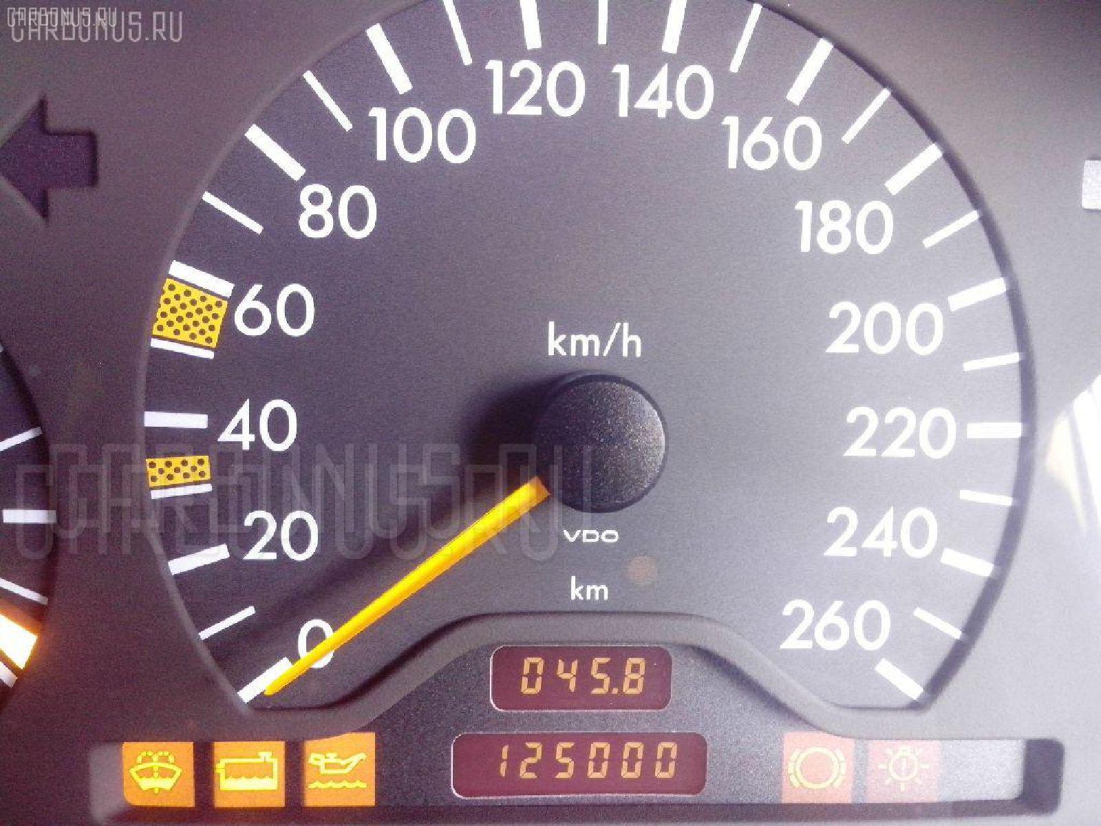 Патрубок радиатора ДВС MERCEDES-BENZ C-CLASS W202.028 104.941 Фото 2