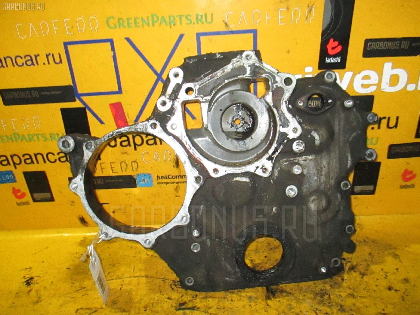 Лобовина ДВС Nissan Atlas P8F23 TD27 Фото 1
