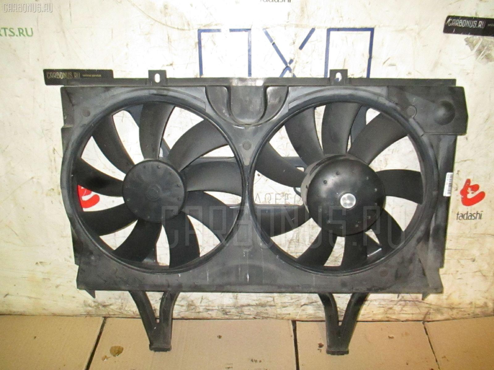 Вентилятор радиатора кондиционера MERCEDES-BENZ E-CLASS STATION WAGON S210.265 112.941 Фото 1