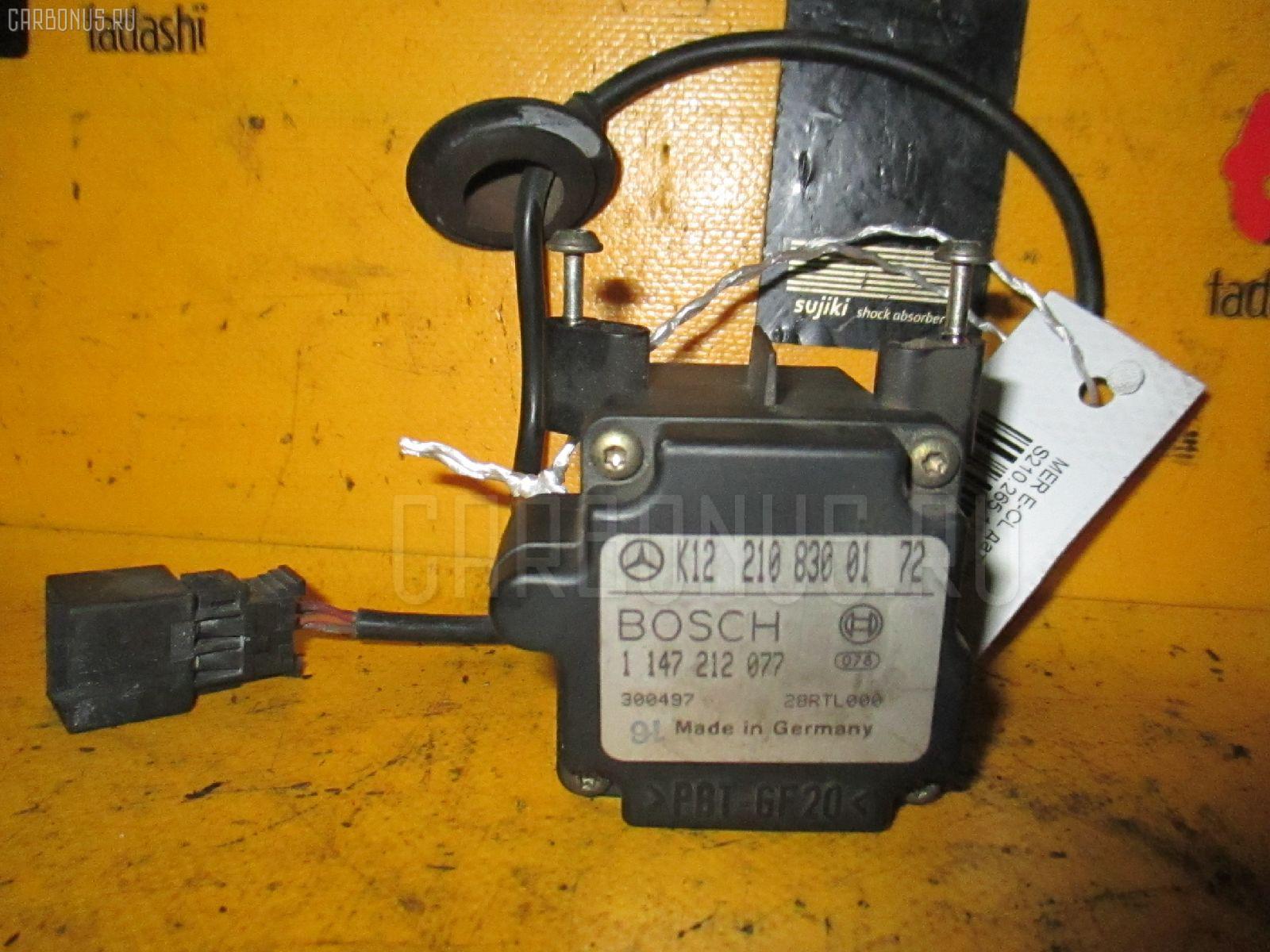 Датчик вредных газов наружнего воздуха MERCEDES-BENZ E-CLASS STATION WAGON S210.265 Фото 2