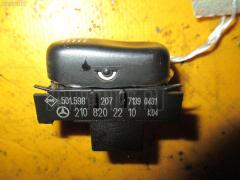 Кнопка Mercedes-benz E-class station wagon S210.265 Фото 2