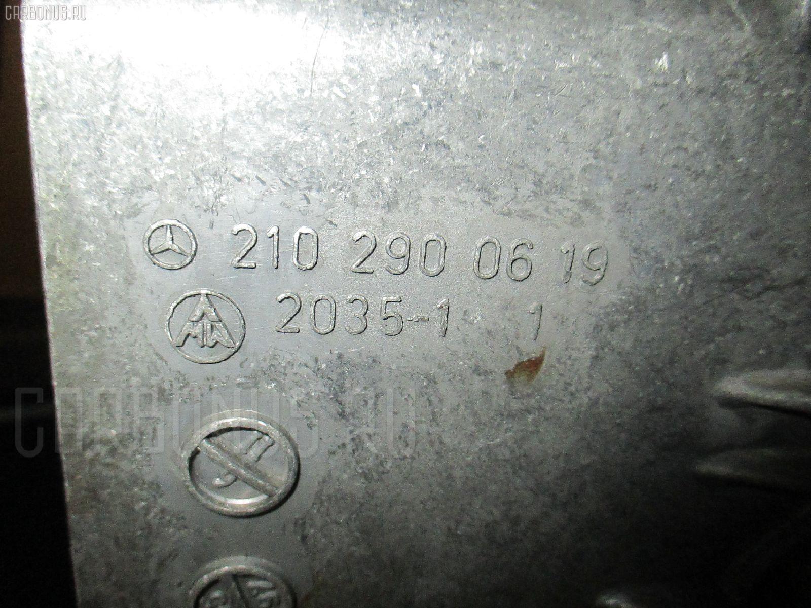 Педаль тормоза MERCEDES-BENZ E-CLASS STATION WAGON S210.265 112.941 Фото 1