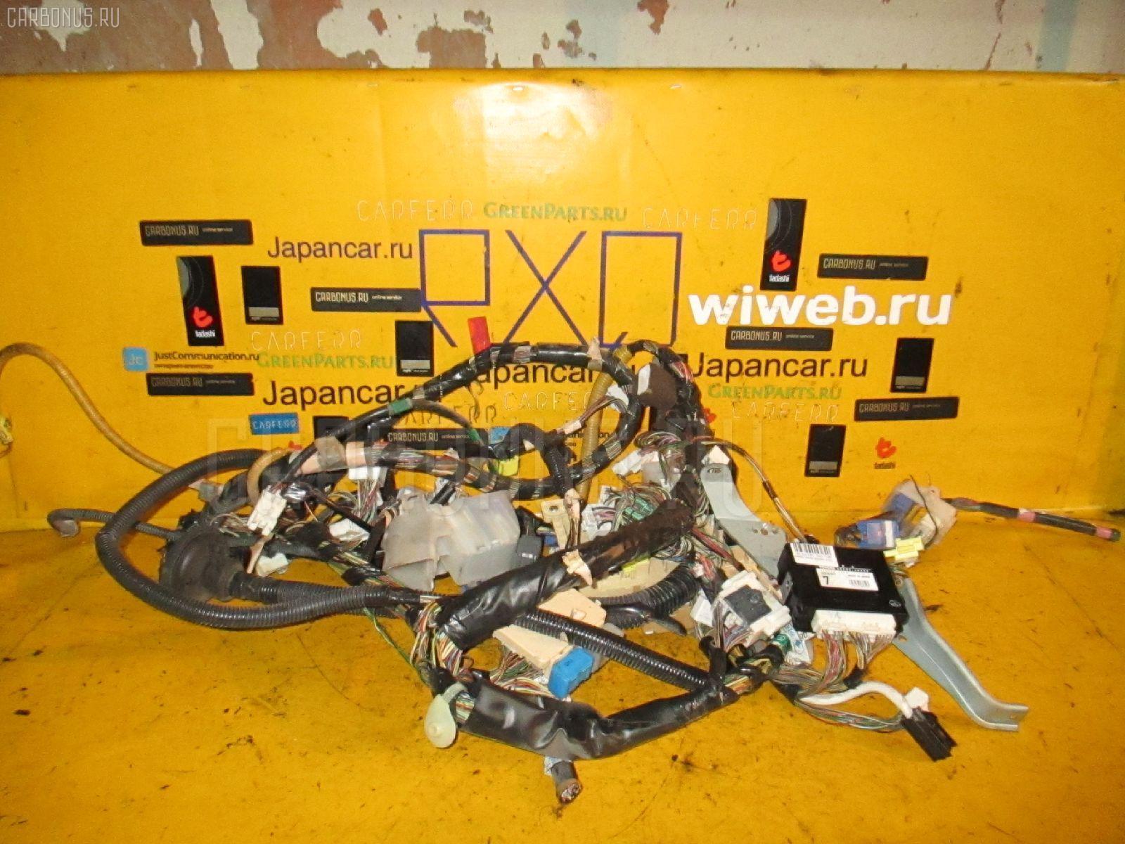 Блок предохранителей TOYOTA HARRIER MCU15W 1MZ-FE Фото 2