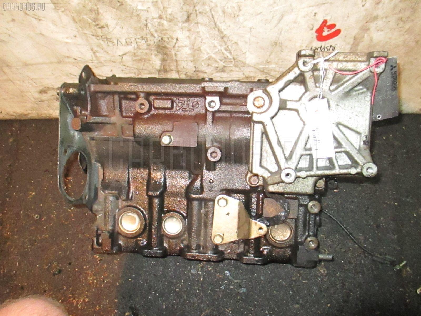 Блок двигателя MITSUBISHI AIRTREK CU4W 4G64 Фото 1