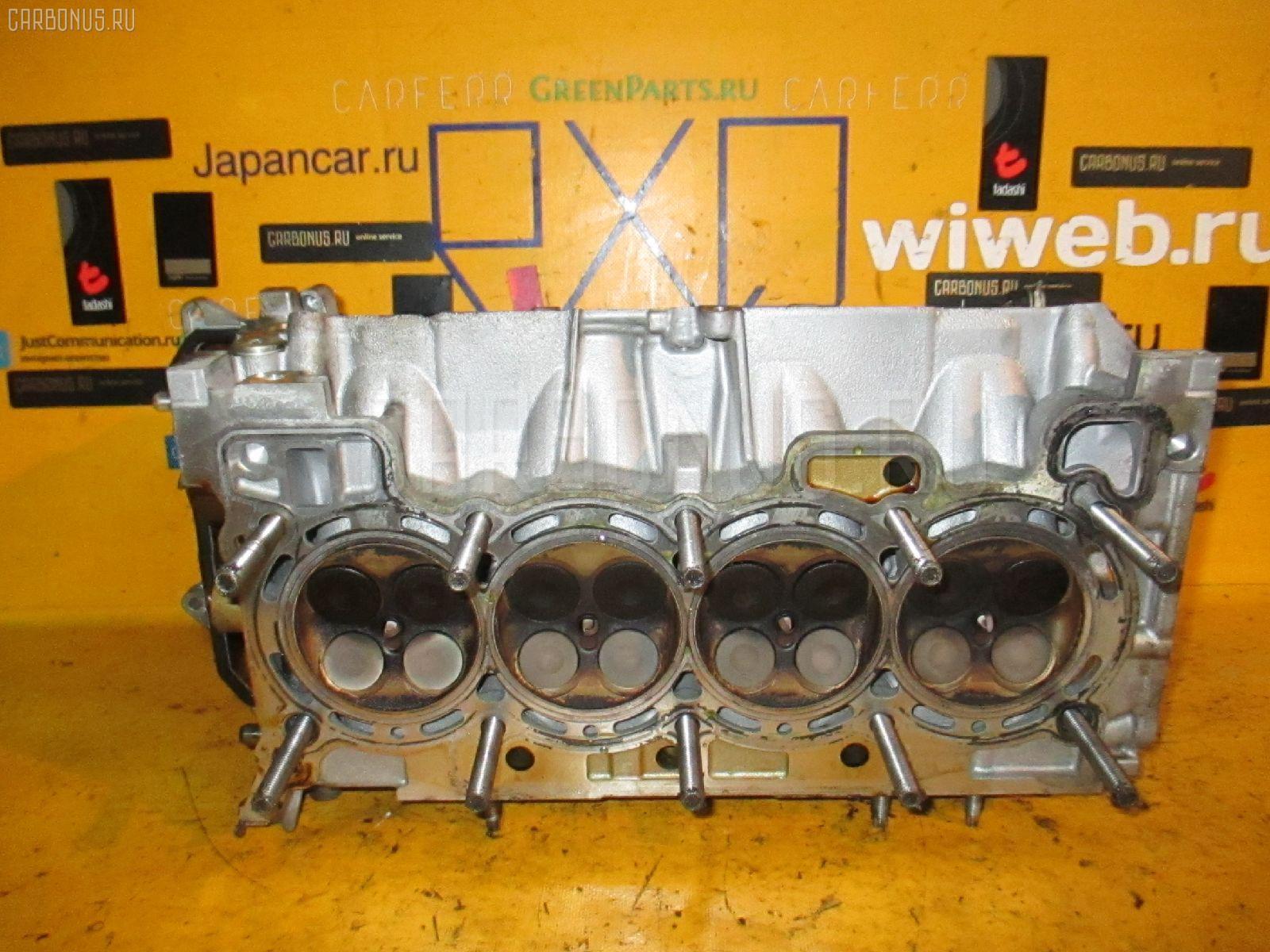 Головка блока цилиндров NISSAN TIIDA C11 HR15DE Фото 6