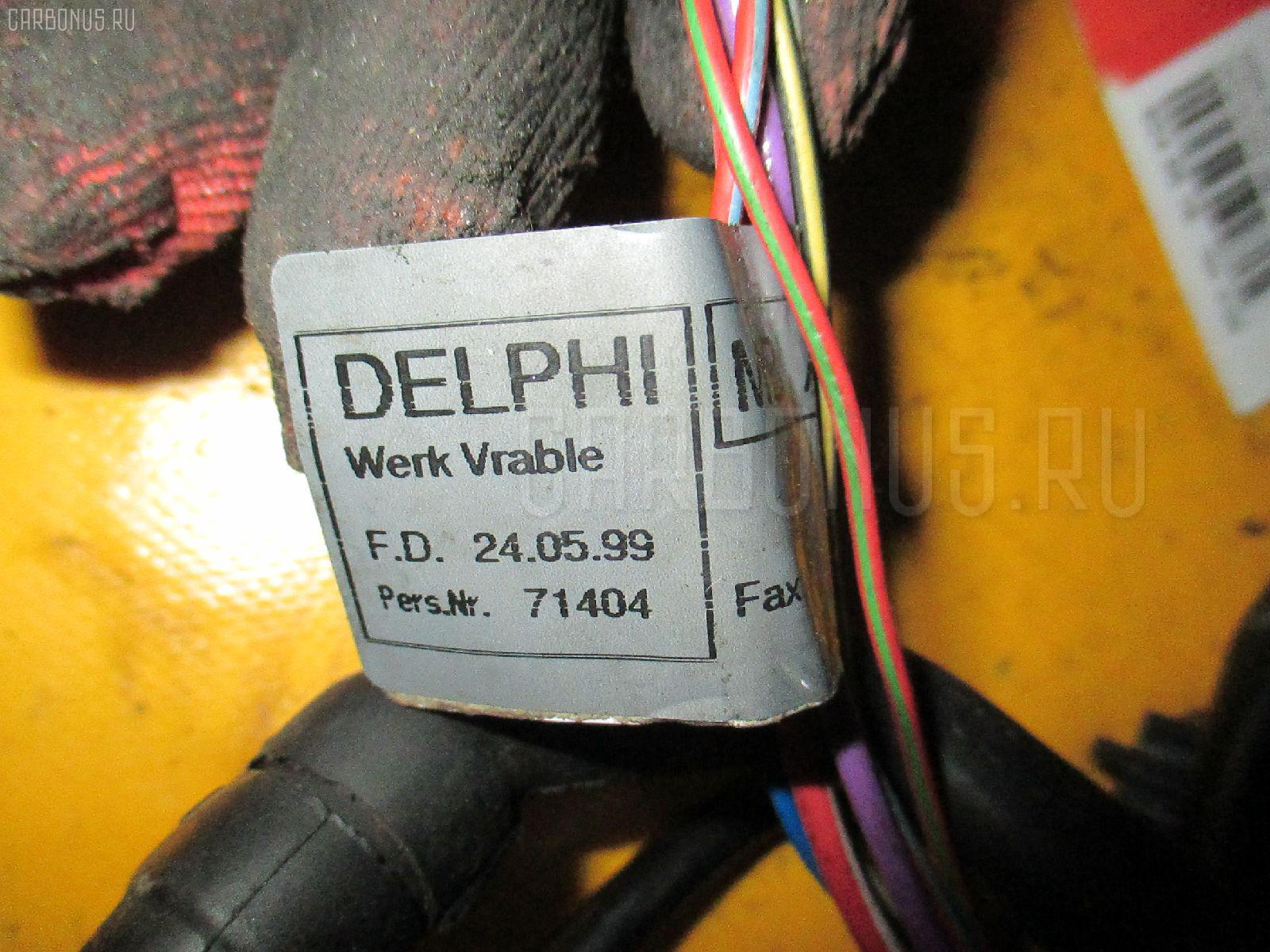 Провода Mercedes-benz E-class W210.070 113.940 Фото 1