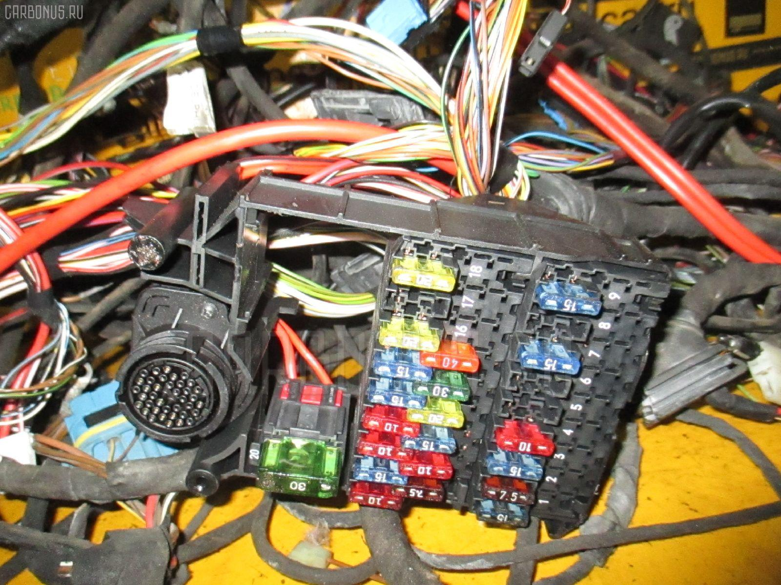 Блок предохранителей MERCEDES-BENZ E-CLASS W210.070 113.940 Фото 2