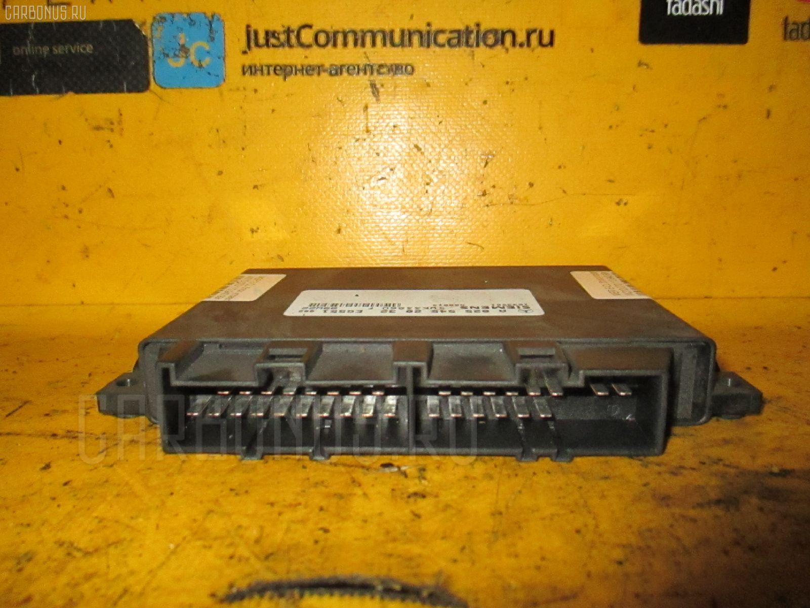 Блок управления АКПП MERCEDES-BENZ E-CLASS W210.070 113.940 Фото 2