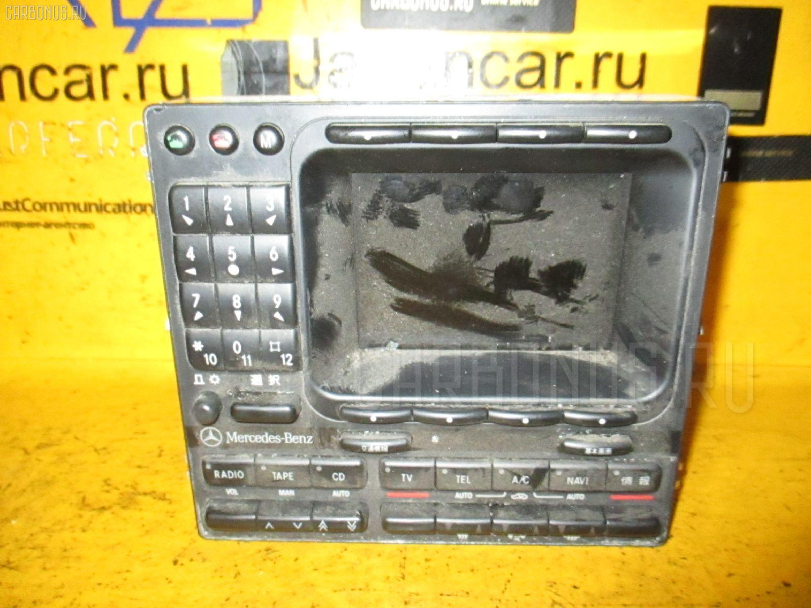 Автомагнитофон MERCEDES-BENZ E-CLASS W210.070 Фото 3