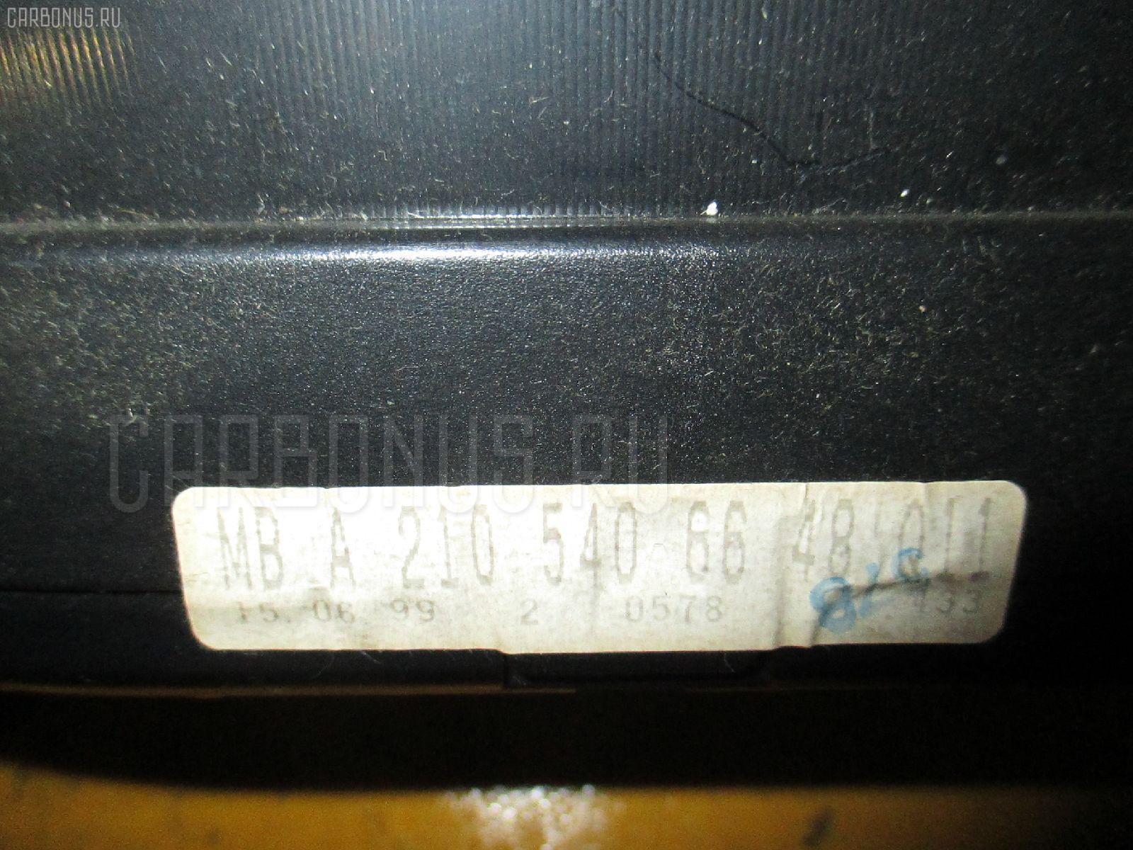 Спидометр MERCEDES-BENZ E-CLASS W210.070 113.940 Фото 1