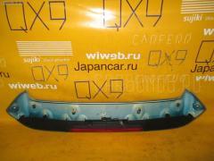 Спойлер Mazda Familia s-wagon BJ5W Фото 2