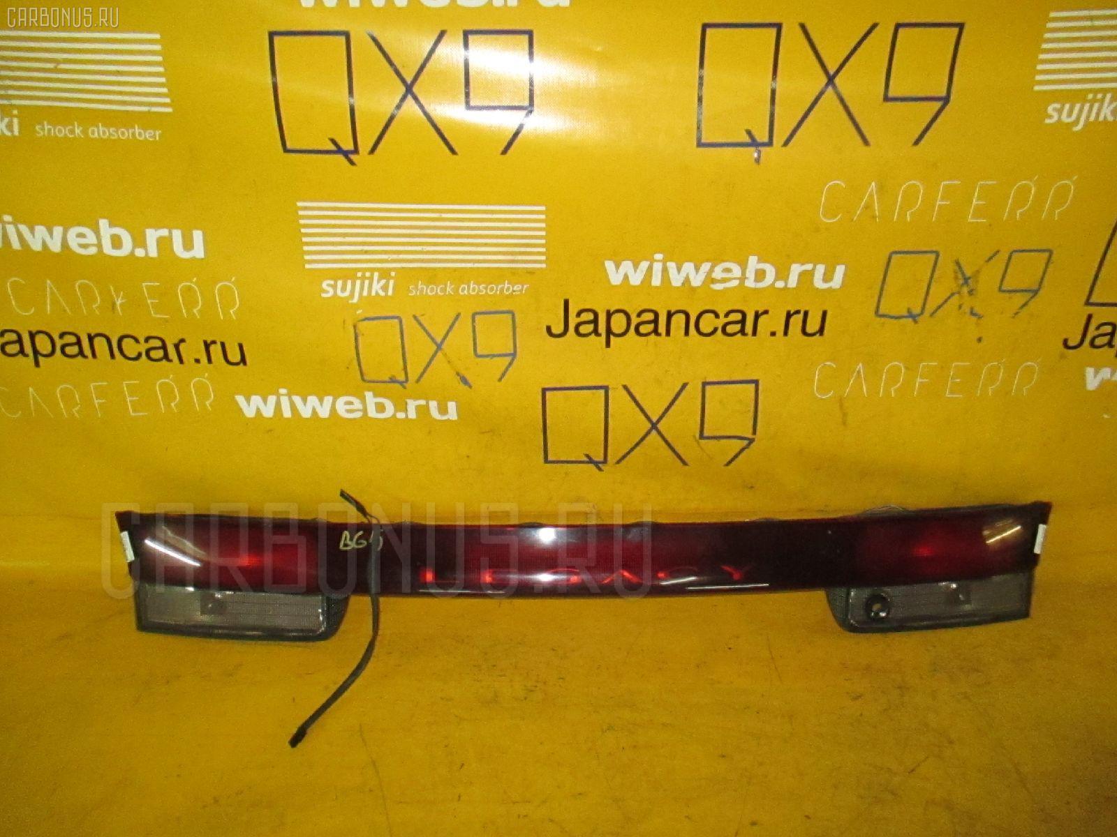 Стоп-планка SUBARU LEGACY WAGON BG5. Фото 4