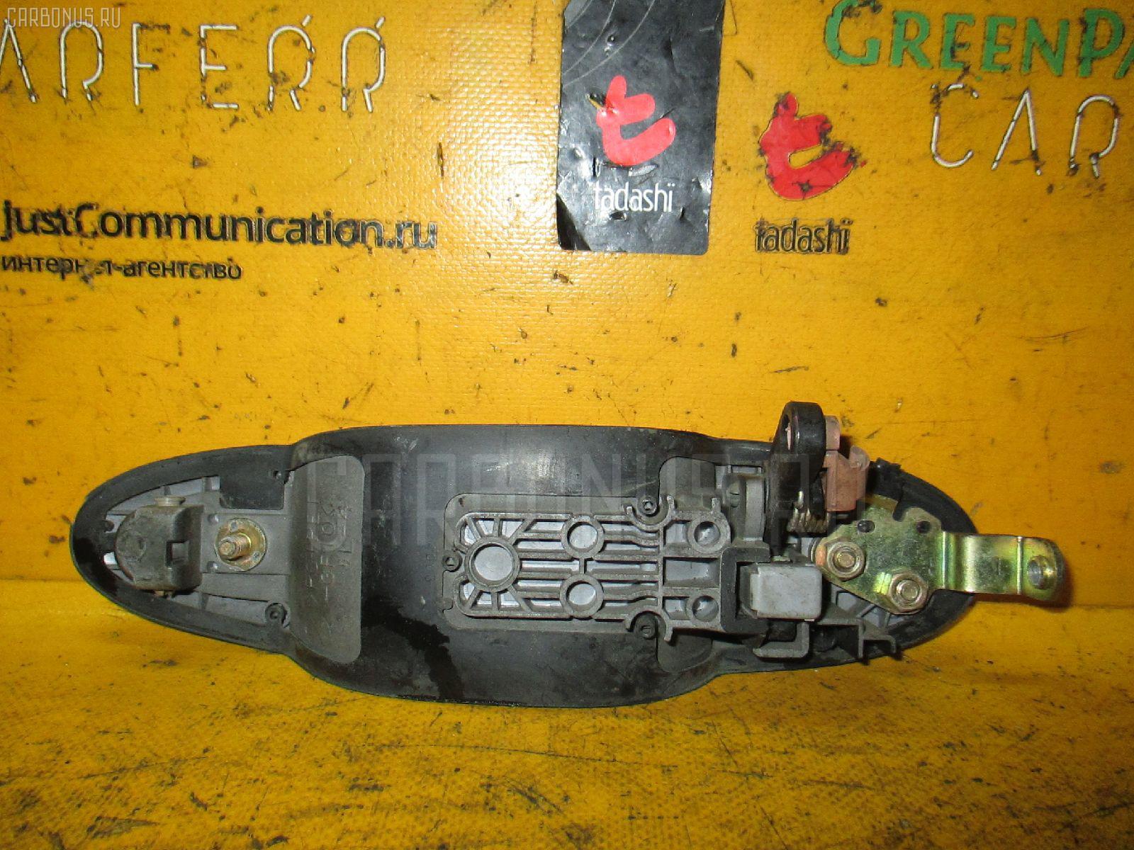 Ручка двери MAZDA MPV LW5W. Фото 8