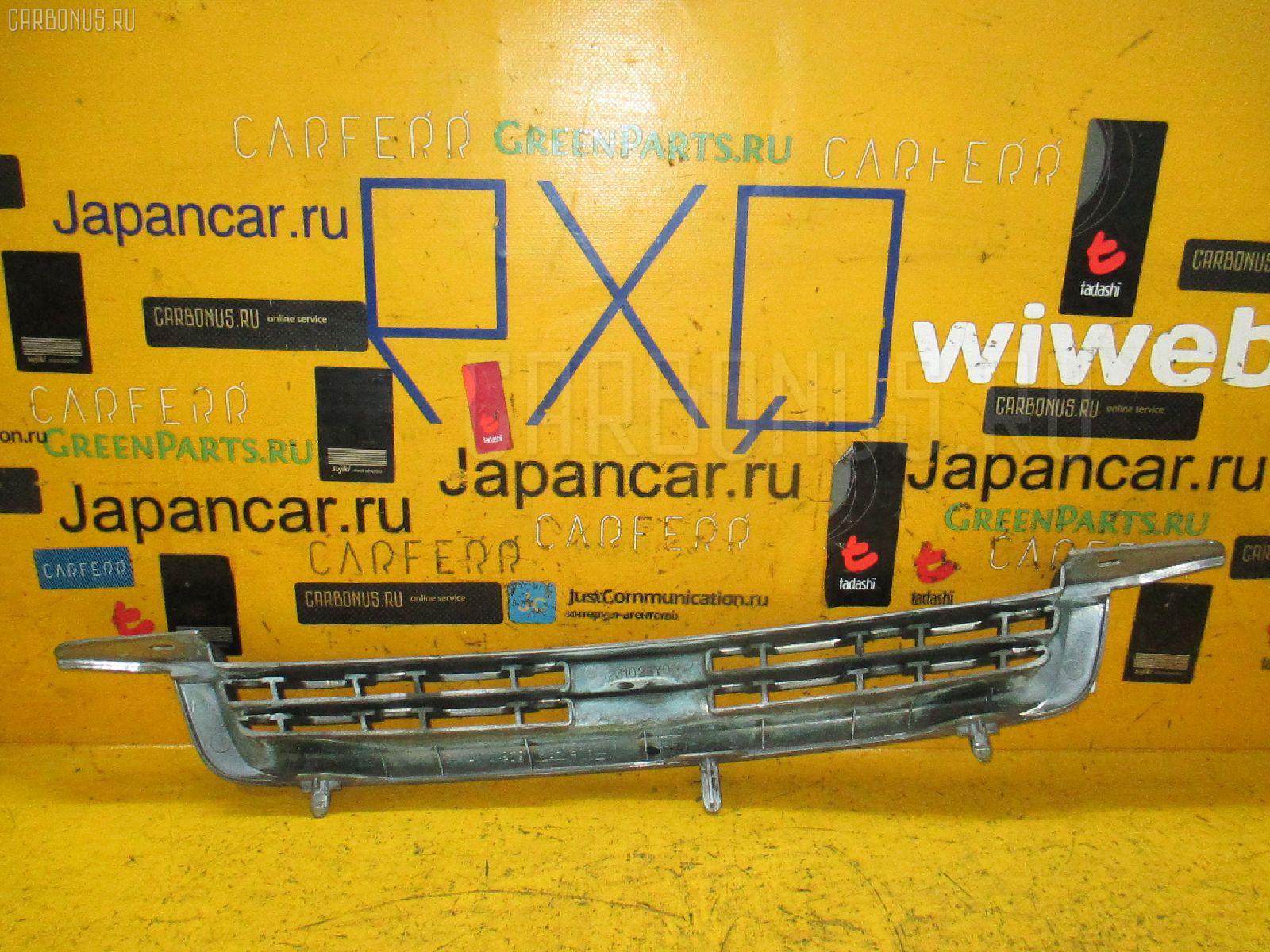Решетка радиатора NISSAN PRESEA PR11. Фото 3