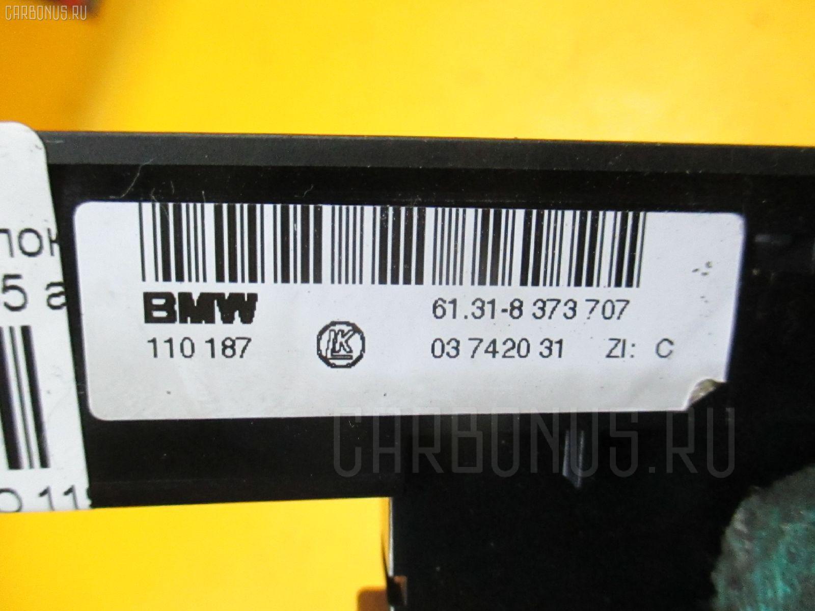 Блок кнопок BMW 5-SERIES E39-DT42 M54-256S5 Фото 1