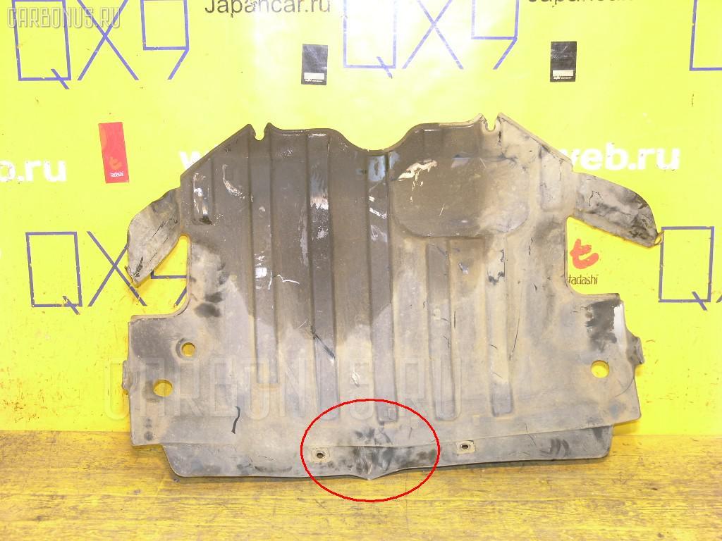 Защита двигателя MITSUBISHI PAJERO IO H66W 4G93. Фото 3
