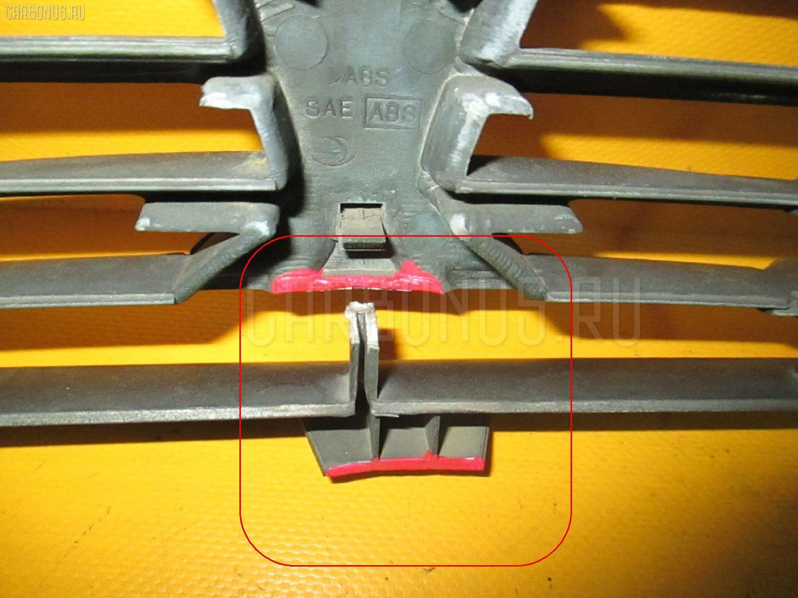 Решетка радиатора TOYOTA CRESTA JZX90. Фото 8