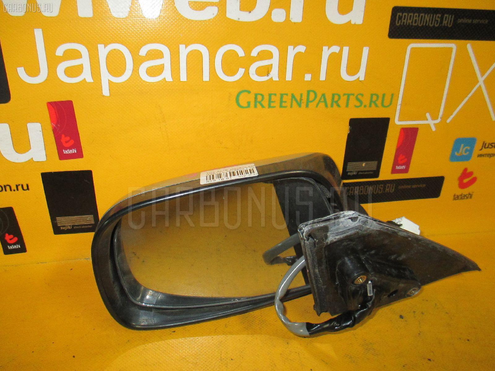 Зеркало двери боковой TOYOTA ALTEZZA GXE10. Фото 8