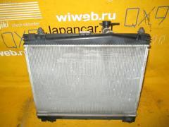 Радиатор ДВС TOYOTA VITZ SCP90 2SZ-FE Фото 1