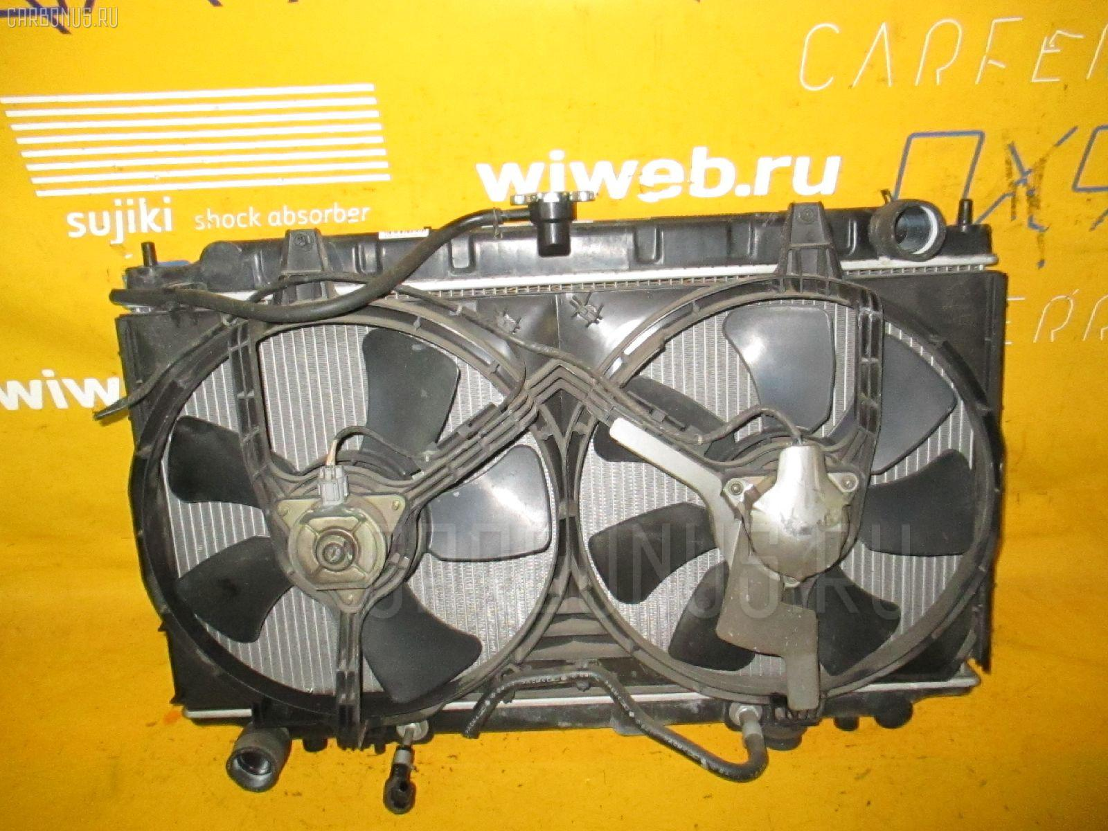 Радиатор ДВС NISSAN PRIMERA HP11 SR20DE. Фото 5