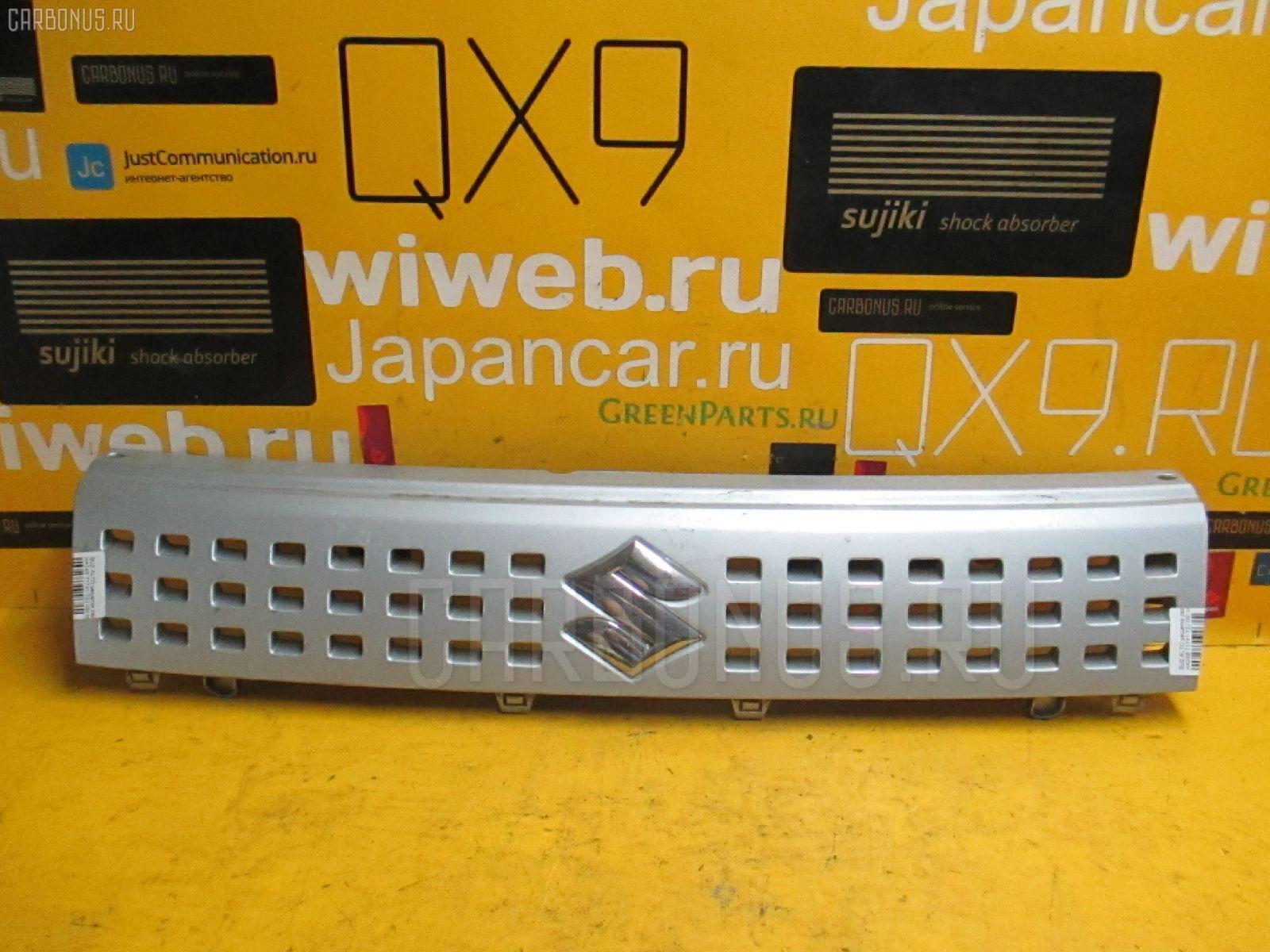 Решетка радиатора SUZUKI ALTO HA24S Фото 1