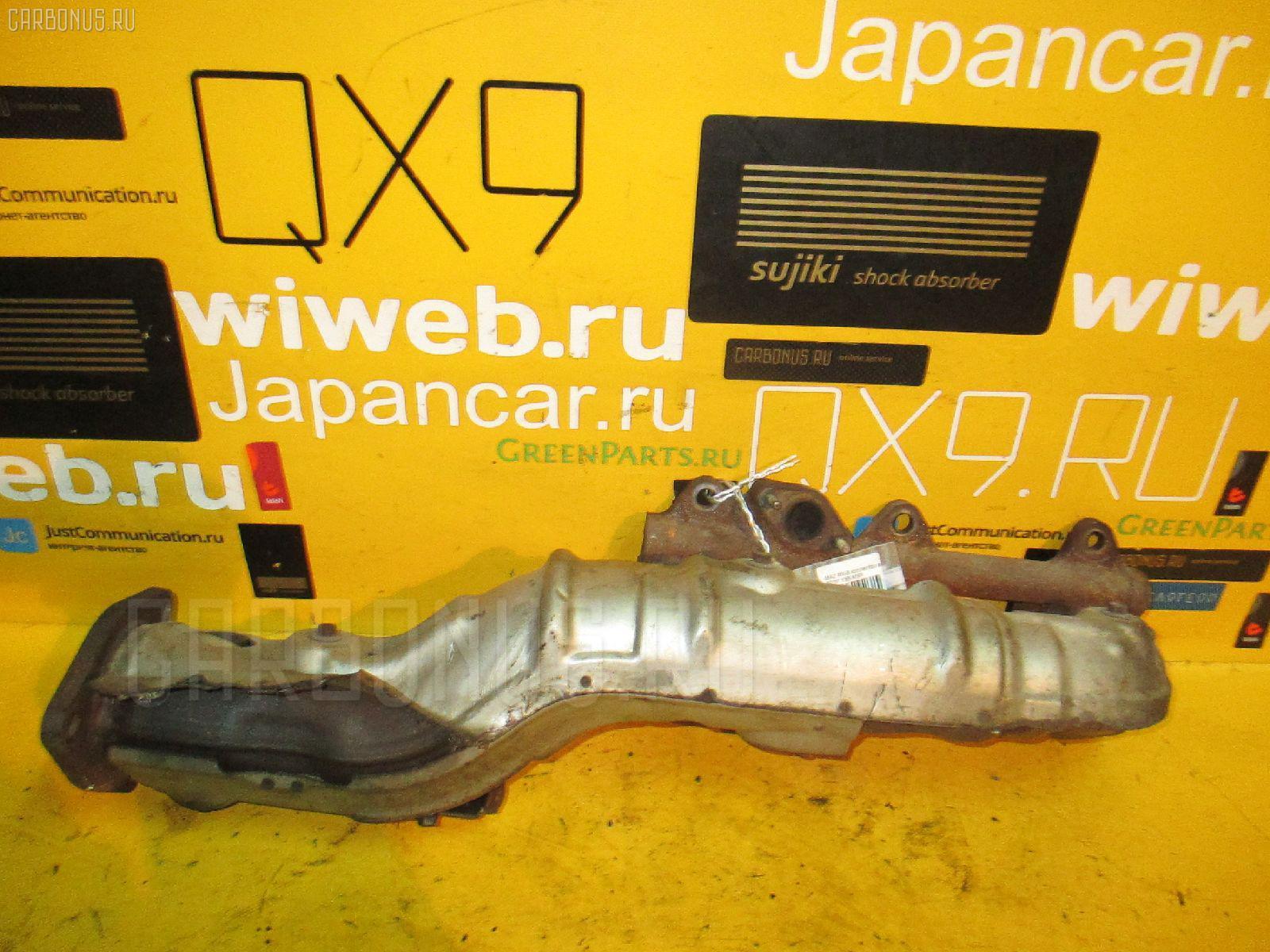 Коллектор выхлопной MAZDA RX-8 SE3P 13B-MSP Фото 1
