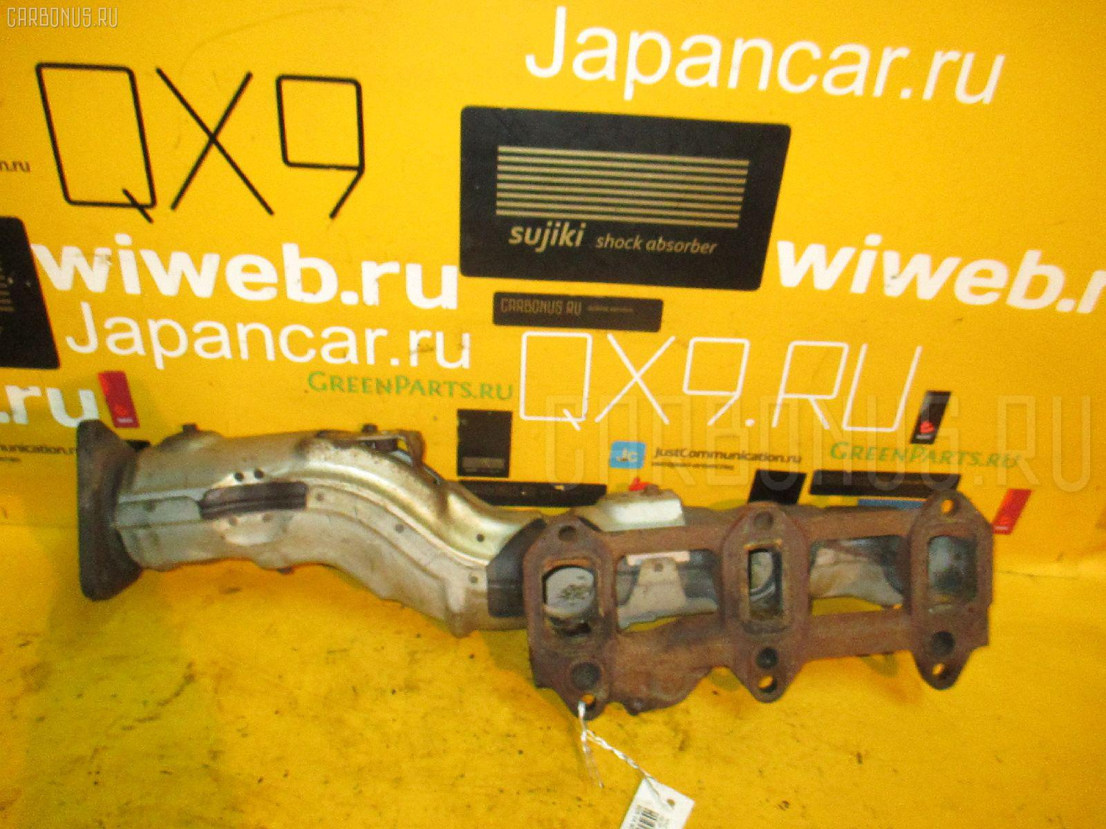 Коллектор выхлопной MAZDA RX-8 SE3P 13B-MSP Фото 2