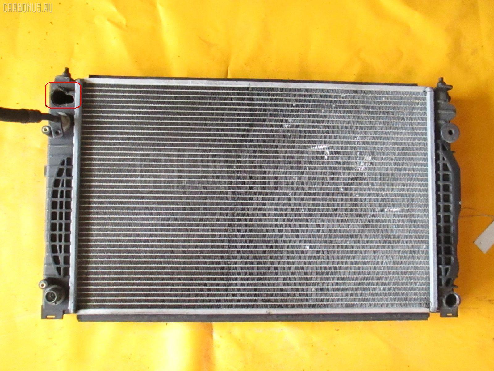 Радиатор ДВС VOLKSWAGEN PASSAT 3BAMXF AMX Фото 3