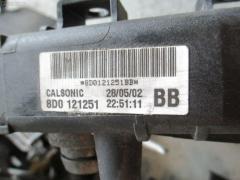 Радиатор ДВС VOLKSWAGEN PASSAT 3BAMXF AMX Фото 1