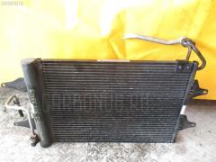 Радиатор кондиционера на Volkswagen Polo 9NBBY BBY WVWZZZ9NZ3D133109 VAG 6Q0820411K  6Q0820193A