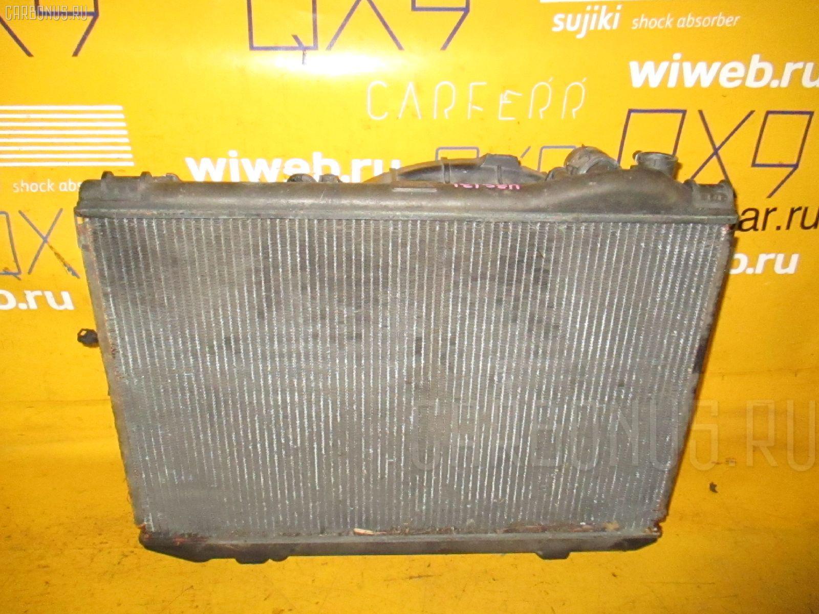 Радиатор ДВС TOYOTA CROWN UZS131 1UZ-FE. Фото 3