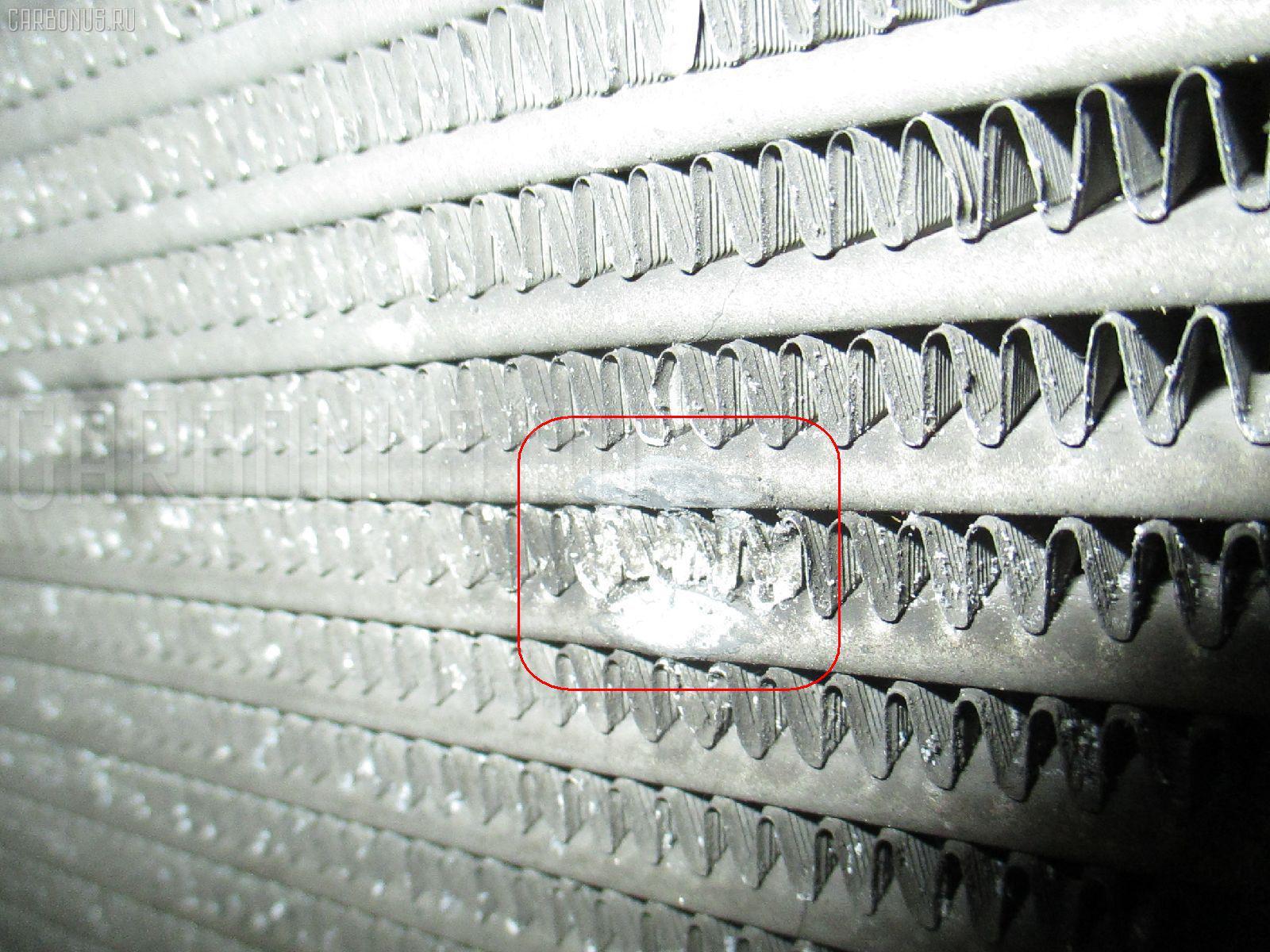 Радиатор интеркулера NISSAN STAGEA NM35 VQ25DET Фото 1